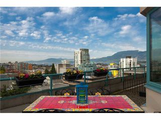 "Photo 9: 604 1355 W BROADWAY in Vancouver: Fairview VW Condo for sale in ""THE BROADWAY"" (Vancouver West)  : MLS®# V1077006"