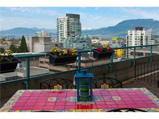 "Photo 10: 604 1355 W BROADWAY in Vancouver: Fairview VW Condo for sale in ""THE BROADWAY"" (Vancouver West)  : MLS®# V1077006"