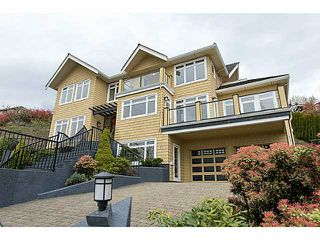 Photo 1: 1922 RUSSET WY in West Vancouver: Queens House for sale : MLS®# V1078624