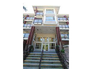 Photo 1: # 115 2484 WILSON AV in Port Coquitlam: Central Pt Coquitlam Condo for sale : MLS®# V1080224