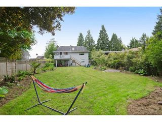 Photo 20: 11628 212TH ST in Maple Ridge: Southwest Maple Ridge House for sale : MLS®# V1122127