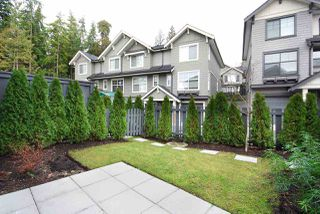 Photo 13: 45 3461 PRINCETON AVENUE in Coquitlam: Burke Mountain Townhouse for sale : MLS®# R2027918