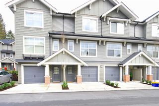 Photo 2: 45 3461 PRINCETON AVENUE in Coquitlam: Burke Mountain Townhouse for sale : MLS®# R2027918