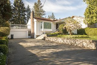 Photo 1: 1640 EDEN AVENUE in Coquitlam: Central Coquitlam House for sale : MLS®# R2053349