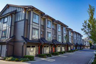 Photo 1: 21 6333 ALDER Street in Richmond: McLennan North Townhouse for sale : MLS®# R2410999