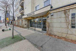 Photo 24: 310 10707 102 Avenue in Edmonton: Zone 12 Condo for sale : MLS®# E4192500