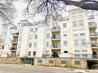 Photo 1: 310 10707 102 Avenue in Edmonton: Zone 12 Condo for sale : MLS®# E4192500