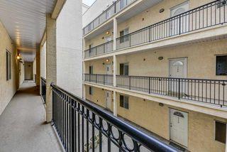 Photo 23: 310 10707 102 Avenue in Edmonton: Zone 12 Condo for sale : MLS®# E4192500