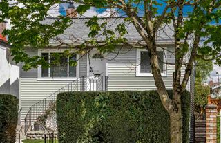 Photo 1: 1635 E 57TH Avenue in Vancouver: Fraserview VE House for sale (Vancouver East)  : MLS®# R2452988
