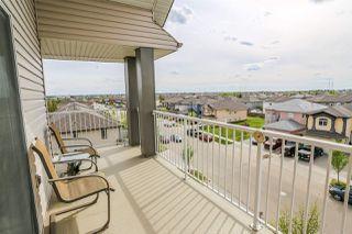 Photo 33: 407 3425 19 Street in Edmonton: Zone 30 Condo for sale : MLS®# E4200062