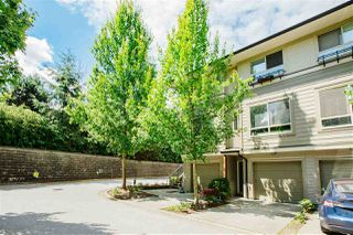 """Photo 2: 14 301 KLAHANIE Drive in Port Moody: Port Moody Centre Townhouse for sale in """"CURRENTS AT KLAHANIE"""" : MLS®# R2478095"""