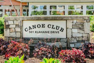 """Photo 21: 14 301 KLAHANIE Drive in Port Moody: Port Moody Centre Townhouse for sale in """"CURRENTS AT KLAHANIE"""" : MLS®# R2478095"""