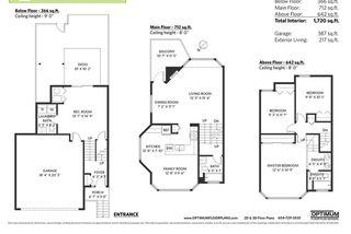 Photo 27: 46 1195 FALCON Drive in Coquitlam: Eagle Ridge CQ Townhouse for sale : MLS®# R2516713
