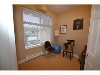 "Photo 6: 105 5155 WATLING Street in Burnaby: Metrotown Townhouse for sale in ""METRO POINTE GARDEN"" (Burnaby South)  : MLS®# V982906"