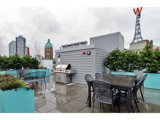 "Photo 9: 502 53 W HASTINGS Street in Vancouver: Downtown VW Condo for sale in ""PARIS BLOCK"" (Vancouver West)  : MLS®# V988004"