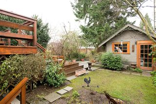 "Photo 27: 4550 W 7TH Avenue in Vancouver: Point Grey House for sale in ""POINT GREY"" (Vancouver West)  : MLS®# V990504"