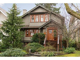"Photo 1: 4550 W 7TH Avenue in Vancouver: Point Grey House for sale in ""POINT GREY"" (Vancouver West)  : MLS®# V990504"