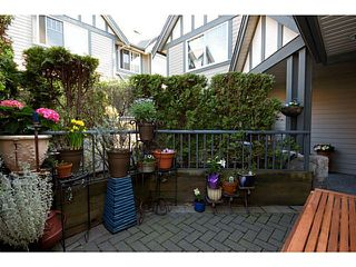 "Photo 9: 653 ST ANDREWS Avenue in North Vancouver: Lower Lonsdale Townhouse for sale in ""Charlton Court"" : MLS®# V998570"