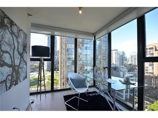 Photo 6: 1105 1155 HOMER Street in Vancouver West: Yaletown Home for sale ()  : MLS®# V961853