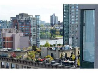 Photo 9: 1105 1155 HOMER Street in Vancouver West: Yaletown Home for sale ()  : MLS®# V961853
