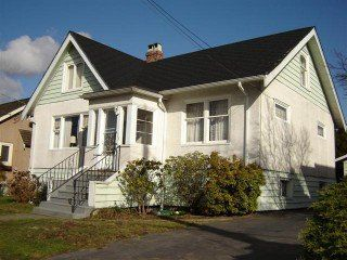 Photo 1: 623 4Th Street in New Westminster: Home for sale