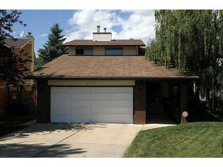 Photo 1: 123 WOODGLEN Place SW in CALGARY: Woodbine Residential Detached Single Family for sale (Calgary)  : MLS®# C3582104