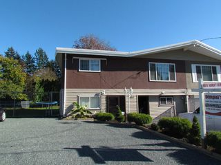 Photo 1: 2160 LYNDEN ST. in ABBOTSFORD: Abbotsford West House 1/2 Duplex for rent (Abbotsford)