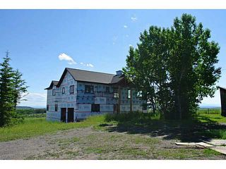 Main Photo: 41031 CAMDEN Lane in COCHRANE: Rural Rocky View MD Residential Detached Single Family for sale : MLS®# C3625835