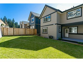 Photo 20: 3507 SHEFFIELD Avenue in Coquitlam: Burke Mountain House for sale : MLS®# V1079433