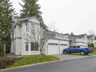 "Photo 1: 103 9072 FLEETWOOD Way in Surrey: Fleetwood Tynehead Townhouse for sale in ""Wyndridge"" : MLS®# R2439281"