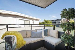 "Photo 18: 301 2255 YORK Avenue in Vancouver: Kitsilano Condo for sale in ""BEACH HOUSE"" (Vancouver West)  : MLS®# R2458588"