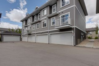 Photo 36: 38 1140 CHAPPELLE Boulevard in Edmonton: Zone 55 Townhouse for sale : MLS®# E4199092