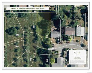 Main Photo: 4147 Cortez Pl in : SE Lambrick Park Land for sale (Saanich East)  : MLS®# 858074
