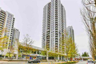 """Photo 1: 504 2978 GLEN Drive in Coquitlam: North Coquitlam Condo for sale in """"GRAND CENTRAL ONE"""" : MLS®# R2516760"""
