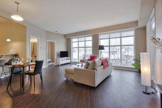 Photo 4: 346 4827 104A Street in Edmonton: Zone 15 Condo for sale : MLS®# E4221605