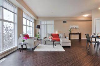 Photo 7: 346 4827 104A Street in Edmonton: Zone 15 Condo for sale : MLS®# E4221605