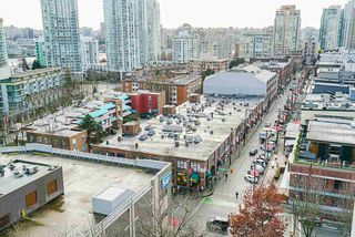 """Photo 19: 1407 977 MAINLAND Street in Vancouver: Yaletown Condo for sale in """"YALETOWN PARK 3"""" (Vancouver West)  : MLS®# R2524539"""