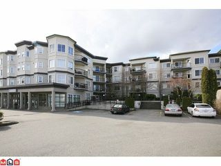"Photo 1: 401 5759 GLOVER Road in Langley: Langley City Condo for sale in ""College Court"" : MLS®# F1207206"