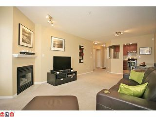 "Photo 3: 401 5759 GLOVER Road in Langley: Langley City Condo for sale in ""College Court"" : MLS®# F1207206"