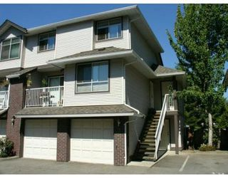 Photo 1: 9 2450 LOBB AV in Port_Coquitlam: House for sale (Canada)  : MLS®# V608765