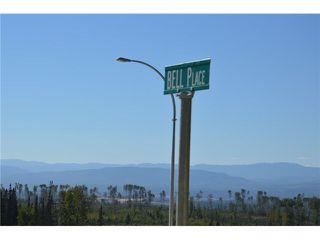 """Photo 1: LOT 7 BELL Place in Mackenzie: Mackenzie -Town Land for sale in """"BELL PLACE"""" (Mackenzie (Zone 69))  : MLS®# N227300"""