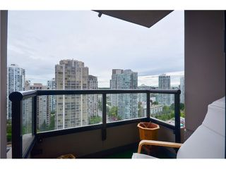 "Photo 7: # 1907 977 MAINLAND ST in Vancouver: Yaletown Condo for sale in ""YALETOWN PARK III"" (Vancouver West)  : MLS®# V1015117"