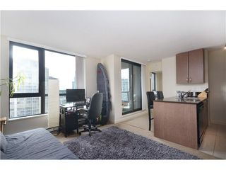 "Photo 5: # 1907 977 MAINLAND ST in Vancouver: Yaletown Condo for sale in ""YALETOWN PARK III"" (Vancouver West)  : MLS®# V1015117"