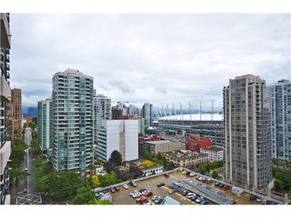 "Photo 8: # 1907 977 MAINLAND ST in Vancouver: Yaletown Condo for sale in ""YALETOWN PARK III"" (Vancouver West)  : MLS®# V1015117"