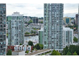 "Photo 1: # 1907 977 MAINLAND ST in Vancouver: Yaletown Condo for sale in ""YALETOWN PARK III"" (Vancouver West)  : MLS®# V1015117"
