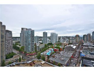 "Photo 9: # 1907 977 MAINLAND ST in Vancouver: Yaletown Condo for sale in ""YALETOWN PARK III"" (Vancouver West)  : MLS®# V1015117"