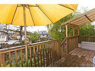 Photo 13: 2226 Oregon Ave in VICTORIA: Vi Fernwood Single Family Detached for sale (Victoria)  : MLS®# 502437