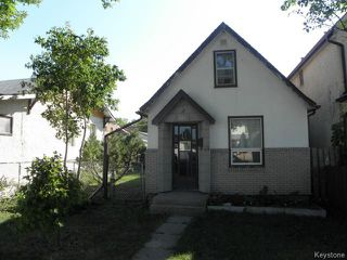 Photo 1: 324 Riverton Avenue in WINNIPEG: East Kildonan Residential for sale (North East Winnipeg)  : MLS®# 1319390