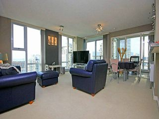 Photo 6: # 3106 455 BEACH CR in Vancouver: Yaletown Condo for sale (Vancouver West)  : MLS®# V1037482