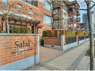 Photo 18: # 310 200 KLAHANIE DR in Port Moody: Port Moody Centre Condo for sale : MLS®# V1049351